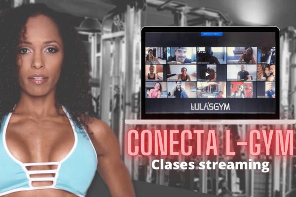Conecta L-Gym: Entrena en casa.